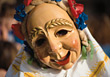 Stock Photo : Mask Pictures: Mardi Gras costumes armor