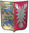 new armor image shield blazons stock image