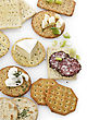 Stock Photo : Crackers Pictures: Assorted Crackers