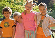 Stock Photo : Groups Small Stock Image: Boys and Girls