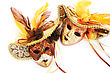 Stock Photo : Mask Stock Photography: Carnival Masks