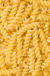 Stock Photo : Italy Stock Photo: Close Up View Of A Noodles &quot;Fusilli&quot;