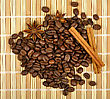 Coffee And Spices - stock image