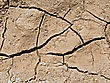Stock Photo : Erosion Stock Image: Dry Land