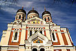 Stock Photo : Tallinn Stock Photo: Estonia, Tallinn, Aleksandr Nevski Temple