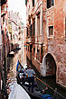 Stock Photo : Colored Multi Stock Photo: One Of The Many Canals Of Venice, Italy