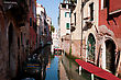 Stock Photo : Colored Multi Stock Photography: One Of The Many Canals Of Venice, Italy