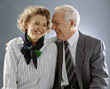 Stock Photo : Retiring Stock Photography: old poses people couples
