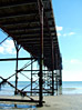 Stock Photo : Beam Stock Photo: Pier at the Beach