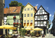 Stock Photo : Downtown Stock Photography: Quedlinburg, Germany