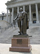 Stock Photo : Carolina North Pictures: Statue at Capitol Building Columbia South Carolina