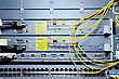 Stock Photo : System Stock Image: Telecommunication Equipment Of Network Cables In A Datacenter Of Mobile Operator